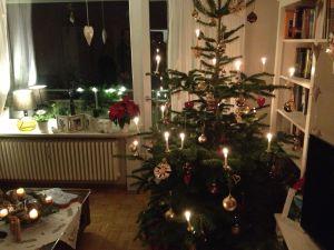 Classy German Christmas Tree