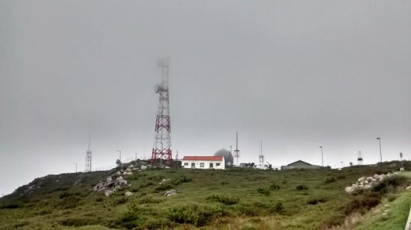 Serra de Foia Military Base