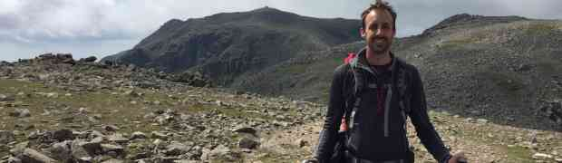 SOTA activation of England's highest summit: Scafell Pike