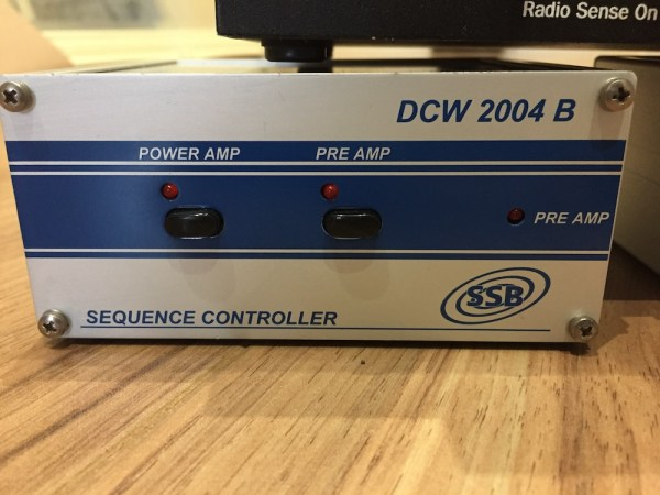 SSB Electronics DCW2004B Sequencer