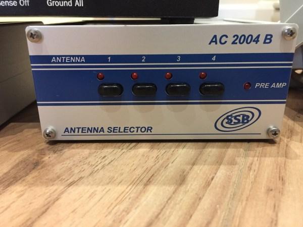 SSB Electronics ACW2004 Remote Antenna Selector
