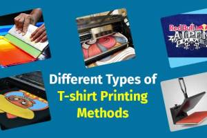 different types of t shirt printing pdf
