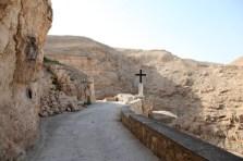 На пути в монастырь св. Георгия Хозевита