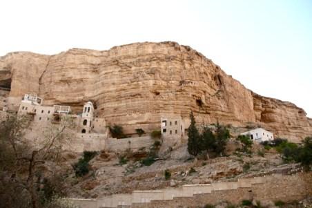 Монастырь св. Георгия Хозевита
