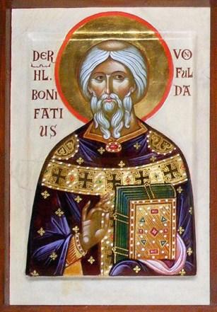 Св. Бонифаций