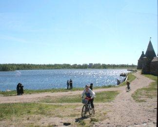 Соловецкие озера