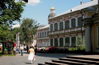 Александро-Невская Лавра. Санкт-Петербург