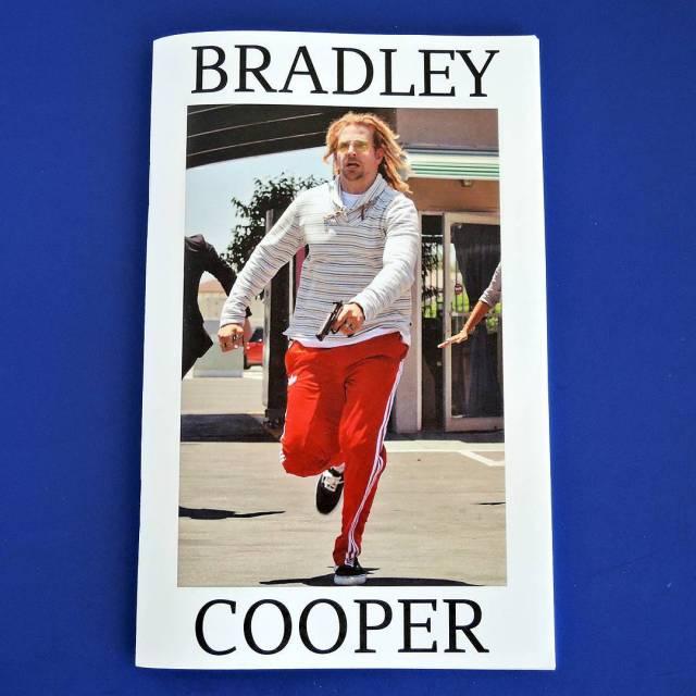 BRADLEY COOPER FANZINE @jamieflorance @alovetoken