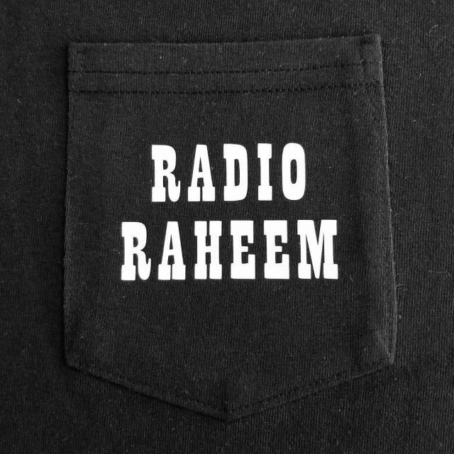 Did u get ur custom setup from  @rays_tshirts yet? Radio Raheem got his - zinekong.com