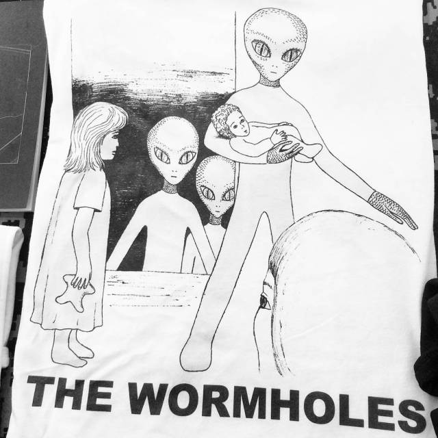 #nyabf day 4 last day we got all the new @thewormholes stuff
