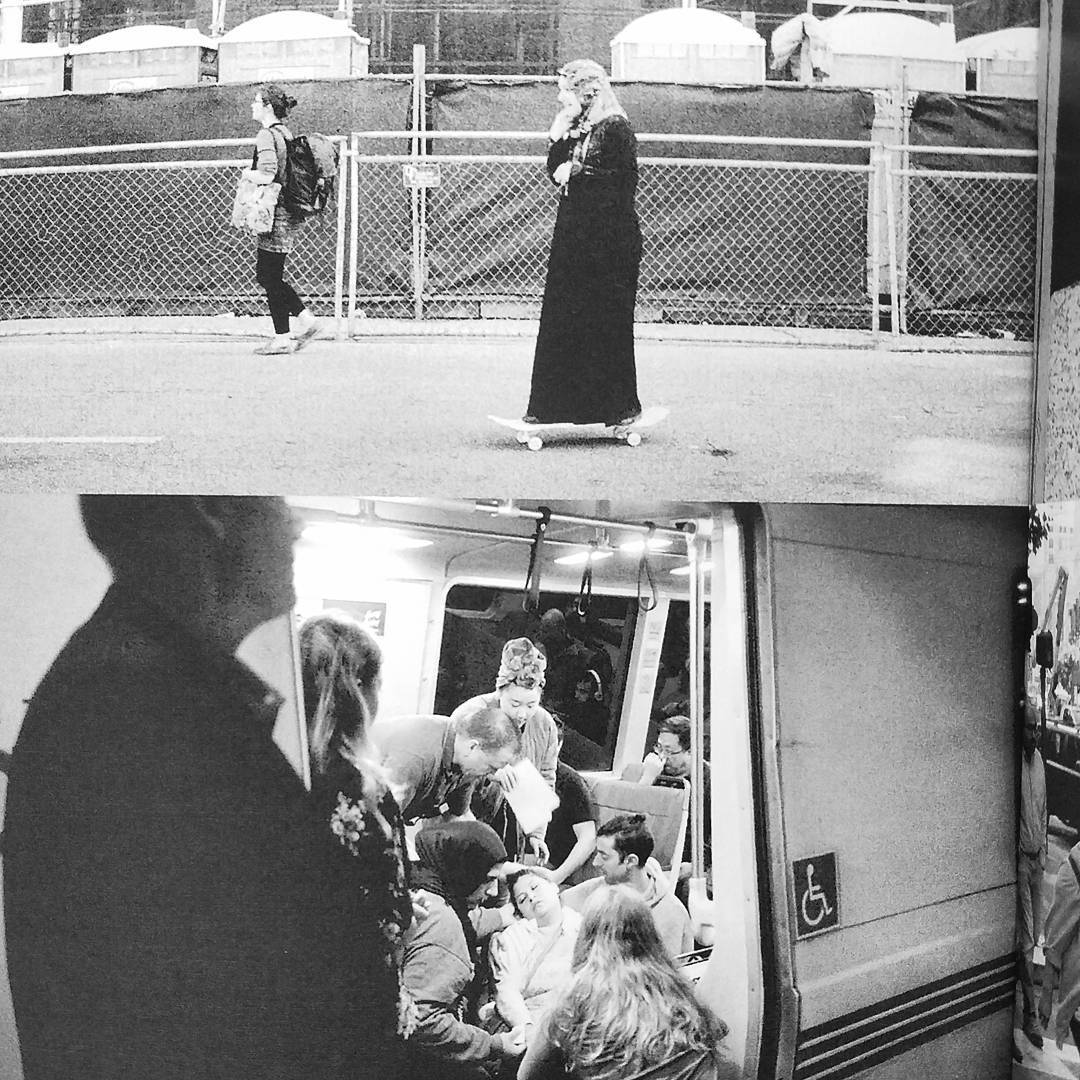 Photos by @david__root, this page from our latest issue out now and on sale hamburgereyes.com