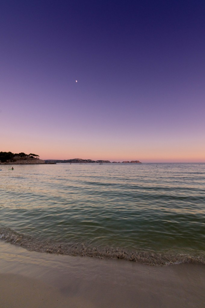 Paguera Mallorca Sonnenuntergang Foto der Woche