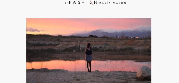 María Majón – Blogger de moda, belleza y viajes
