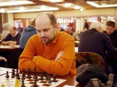 Matthias im Duell gegen Yannick