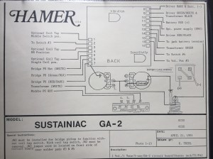 Hamer Chaparral Wiring Diagram  Hamer Fan Club