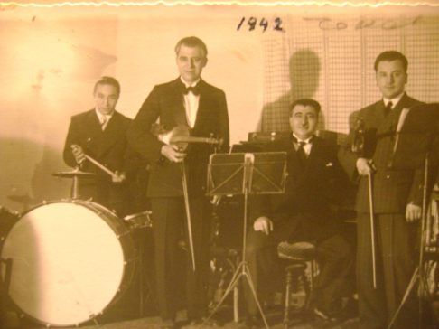 Hayri Yenigün Tango orkestrası
