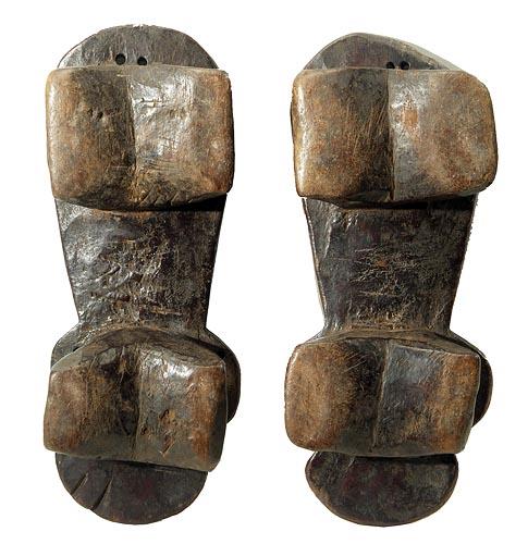 Ethiopian Wooden Clogs