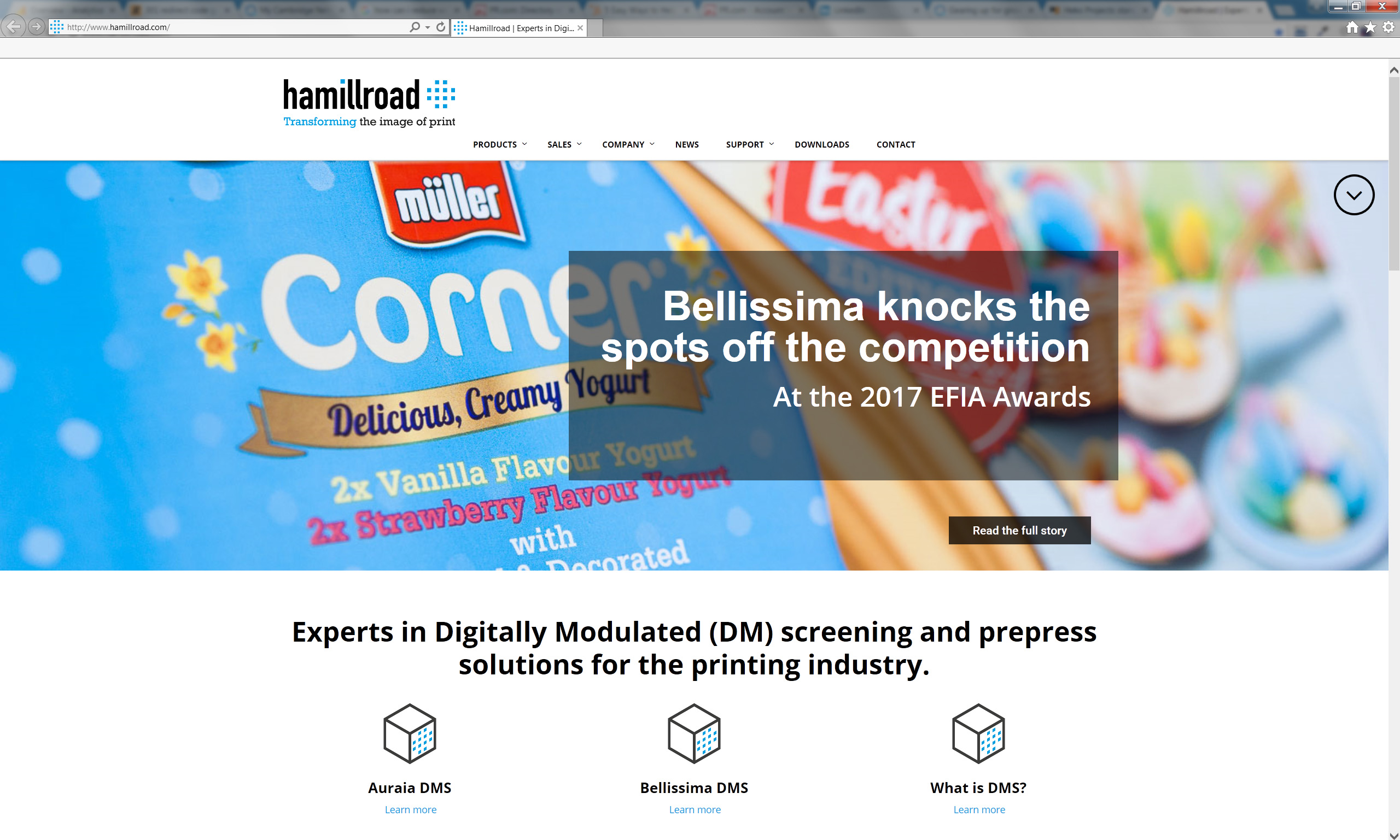 Hamillroad Introduces New Brand Identity and Website