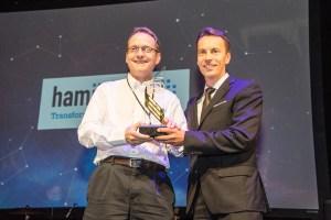 Hamillroad Software Wins Award for Innovation at 2018 Label Awards