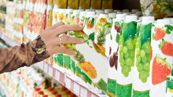 High Definition flexo print packaging and labels brand owners