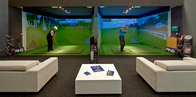 Indoor Golf Simulators Will Allow You To Improve Your Game