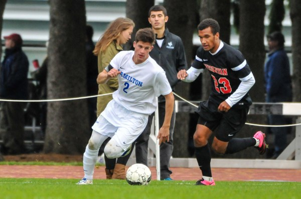 Hamilton drops men's soccer game at SUNY Oneonta - News ...