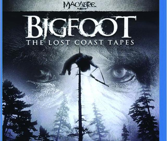 Bigfoot The Lost Coast Tapes