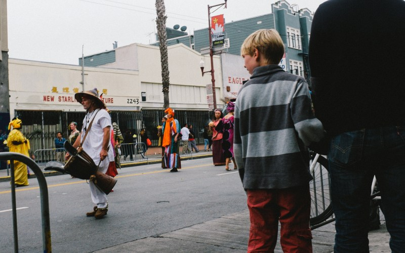 Why you should stop looking at your LCD screen in street photography