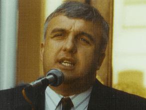 Pastor Fred McClaughlin