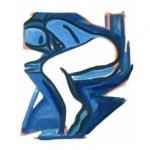 Blue Nude #3