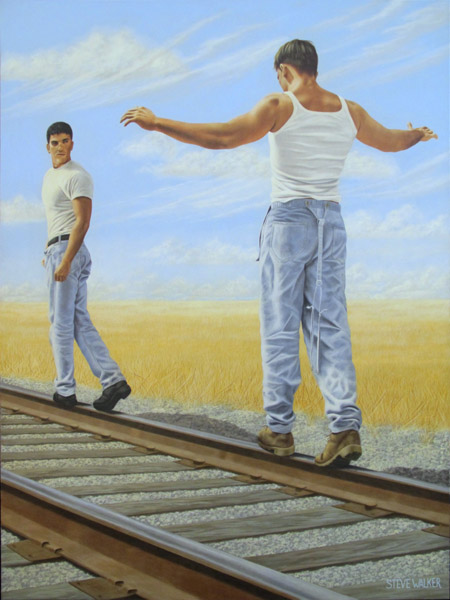 Where You Lead, I Will Follow (Railway)