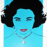 Liz (Big Girls Need Big Diamonds - Blue), 2013