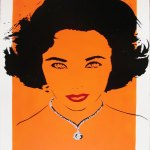 Liz (Big Girls Need Big Diamonds - Orange), 2013