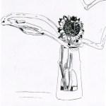 Flowers B&W (II.102), 1974