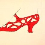 Red Shoe, 1955