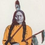 Sitting Bull, [II.376], 1986