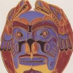 Northwest Coast Mask, [II.380], 1986