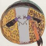 Plains Indian Shield, [II.382], 1986