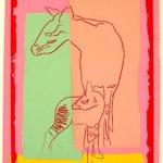 Vanishing Animals -- Okapi, 1986