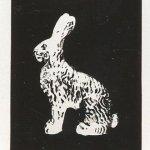 Chocolate Bunny, [IIIA.49], 1983