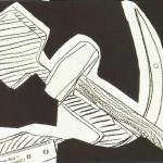 Hammer and Sickle (Special Edition), [II.170], 1977