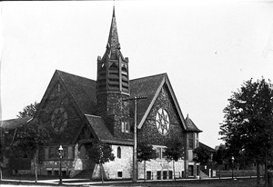 First Hamline Church Building