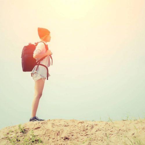 Viajar, el verdadero secreto de la felicidad