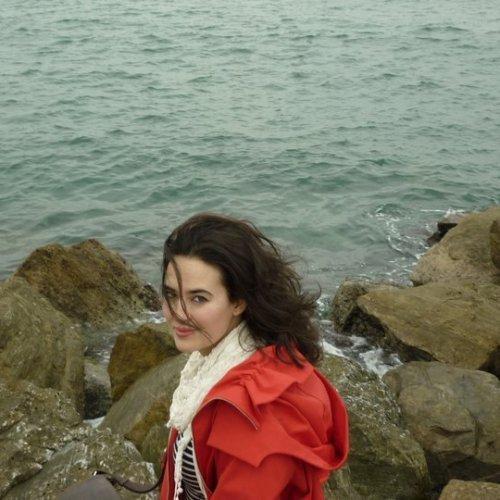 Marina Perezagua y su pasión por el mar