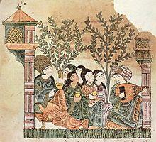 Ali-Ibn Nafi Ziryab, creador de tendencias en Al Ándalus