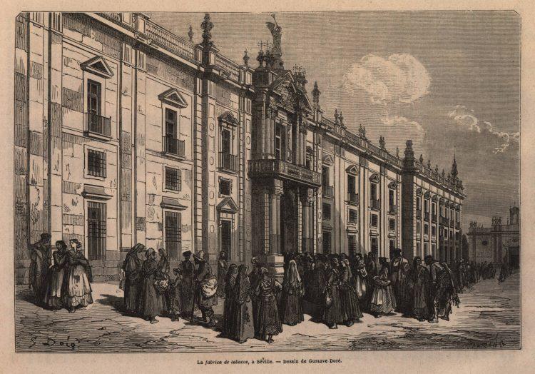 Gustave Doré y el embrujo de AndalucíaGustave Doré y el embrujo de Andalucía