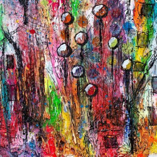 Creatividad: Nuestra fiesta de Las Líneas del Agua
