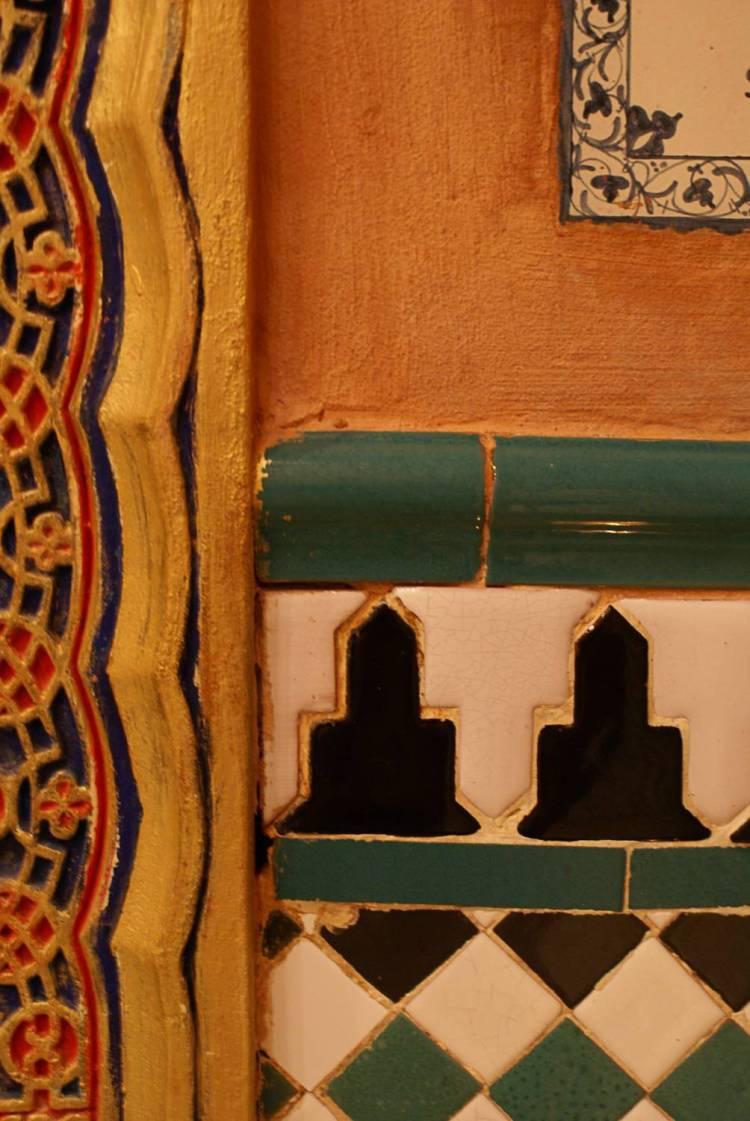 El azulejo, abrazo universal de civilizaciones