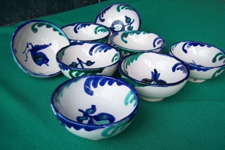 Fajalauza, la cerámica más tradicional de Granada