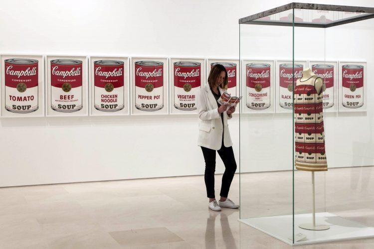 Andy Warhol vivirá en Málaga hasta septiembre